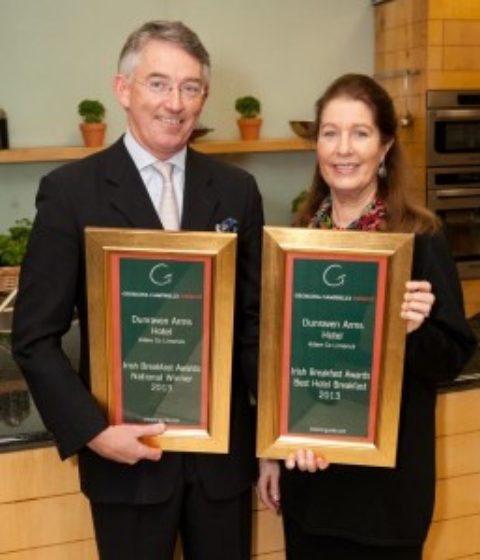 Congratulations to Louis Murphy (1986) and Hugh Murphy (2005)
