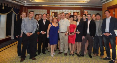 UAE Alumni Chapter – Inaugural Gathering