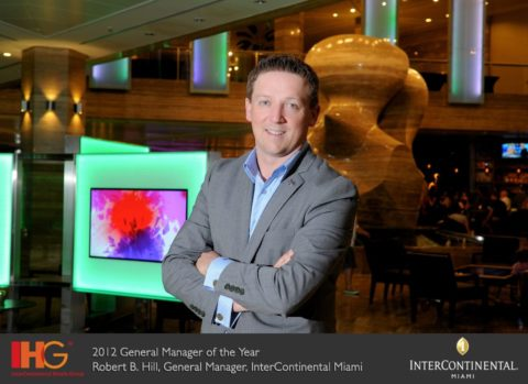 Robert Hill (1990) – IHG 2012 Manager of the Year
