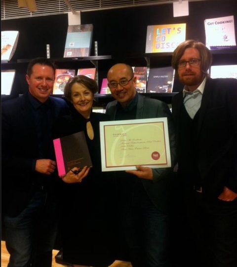 Saba: The Cookbook – 1st at Gourmand Cookbook Awards