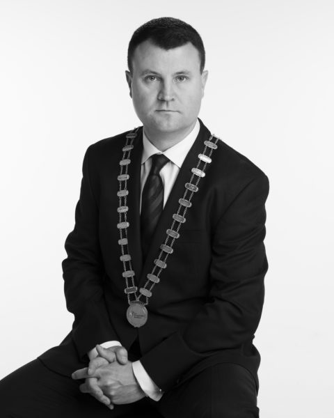 Nicky Logue (1995) is appointed President of IHI