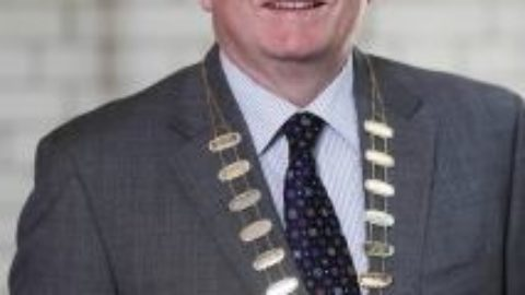 Paul Carty (1980) elected Chairman of ITIC