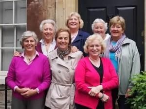 Girls at Bath 2013