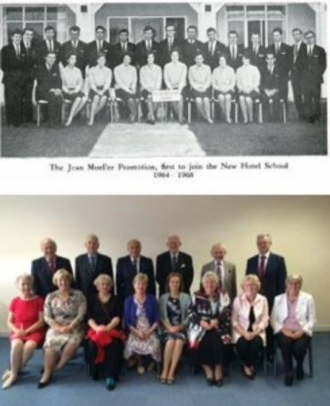Class of 1964-1968 visit Shannon College to celebrate 50th Anniversary