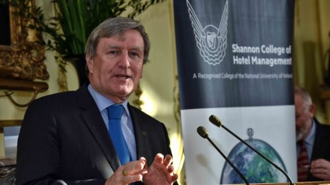 Shannon Alumni enjoy an evening with the Irish Ambassador to the UK