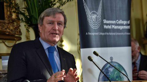 Shannon Alumni enjoy an evening with the Irish Ambassador to the UK