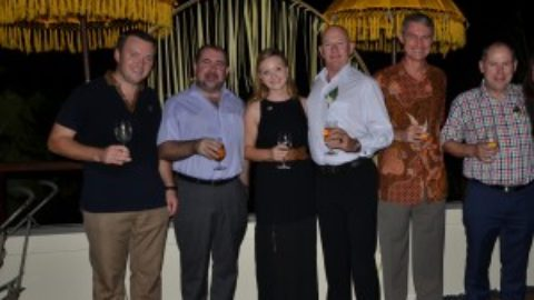Alumni in Bali host event to welcome new Irish Ambassador