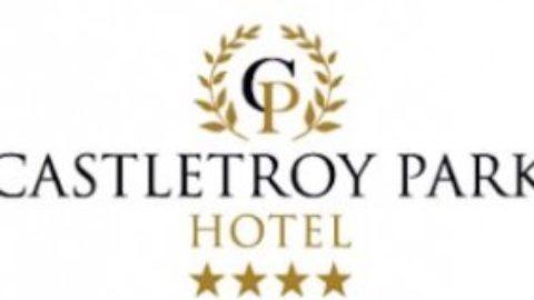 Food & Beverage Manager – Castletroy Park Hotel, Limerick