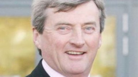 Ralph Parkes (1979) – University of Limerick Foundation Board member