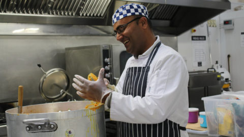 Grill The Chef – Naveen Bachai (2005)