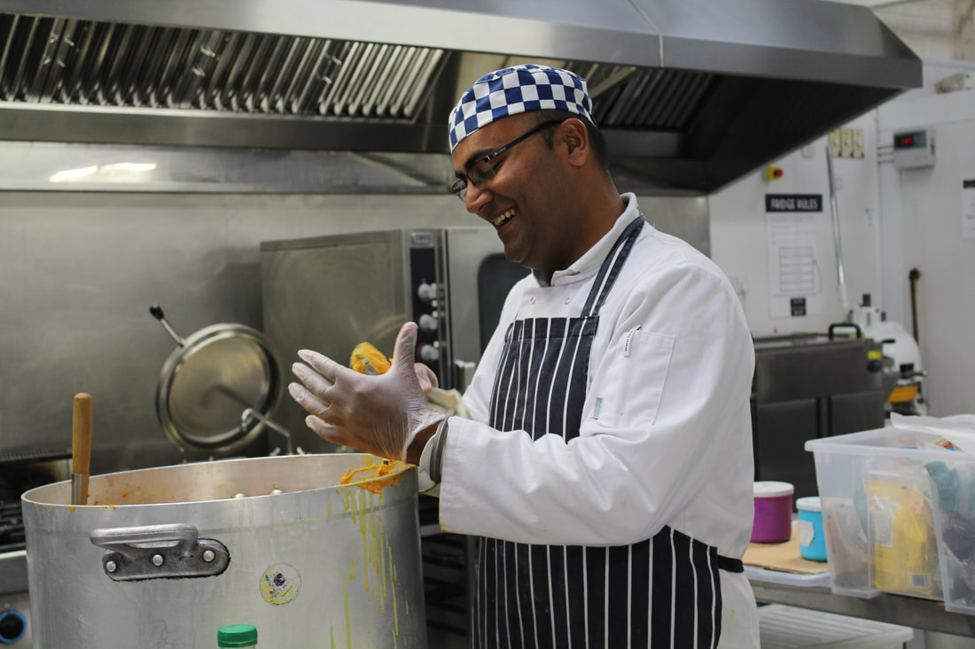 Grill The Chef - Naveen Bachai (2005)