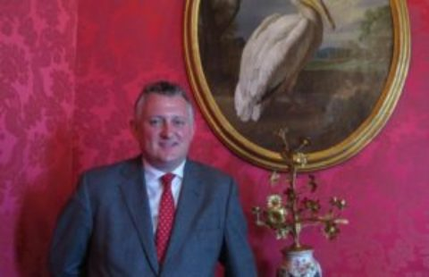 Secrets of my success: Ciarán Fahy (1986), CEO of The Ritz hotel