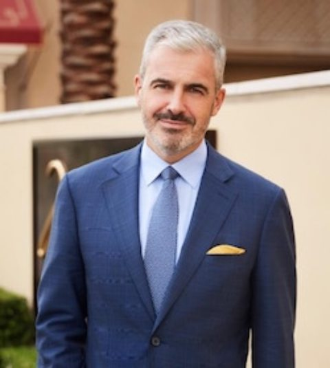 Colm O'Callaghan (1985) – new MD at Montage Beverly Hills