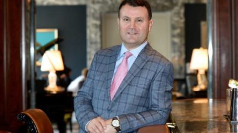Nicky Logue (1995) – GM of InterContinental Dublin