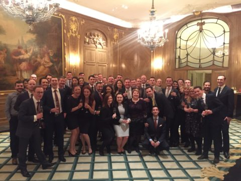 January 2018 Get Together – London