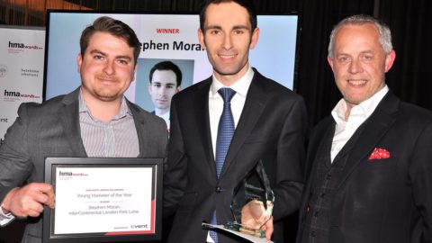 Stephen Moran (2012) – Young Marketer of the Year