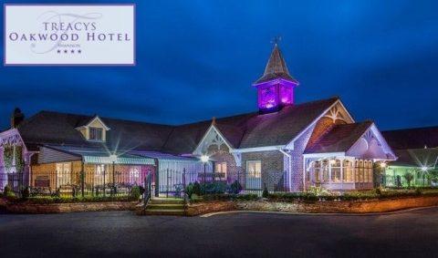 Duty Manager – Treacys Oakwood Hotel, Shannon , Co. Clare
