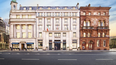 Corporate Sales Manager, 5* Westin Hotel, Dublin