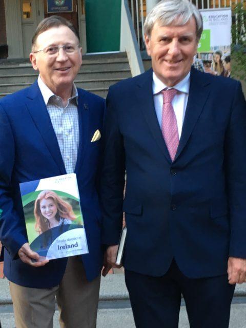 Irish Educated, Globally Connected – Irish Embassy Event in Washington D.C., June 2018