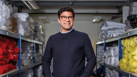 Nakul Sharma (2005) – the entrepreneur revolutionising the Airbnb experience with Hostmaker