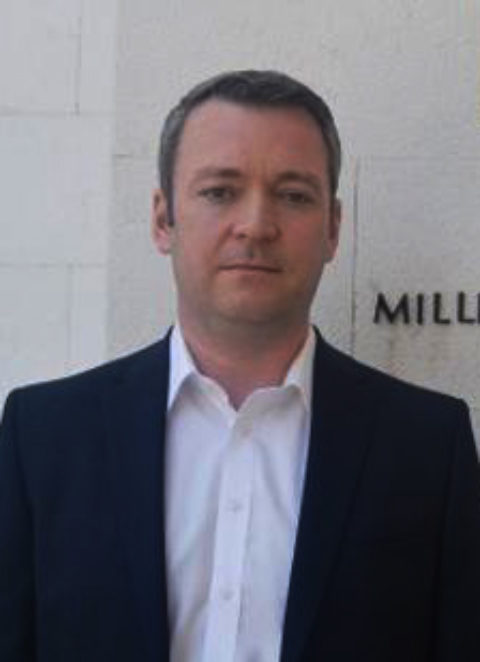 Dermot Birchall (1998) appointed General Manager at Millennium Resort Mussanah in Muscat