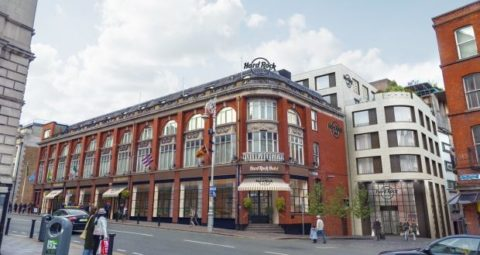 Enda O'Meara (1987) and Tifco bring Hard Rock Hotel to Dublin in €30m development