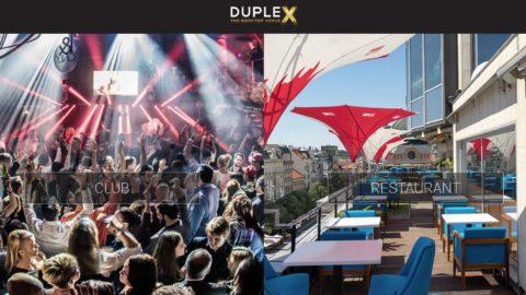 General Manager  – DUPLEX The Rooftop Venue, Prague, Czech Republic