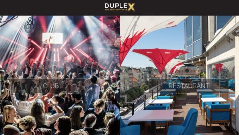General Manager  – DUPLEX The Rooftop Venue, Prague, Czech Republic