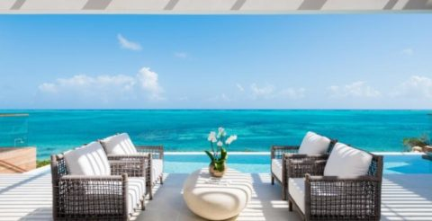 Alexandra Baradi's (1985) Exceptional Villas is ranked the most trusted villa company in the world