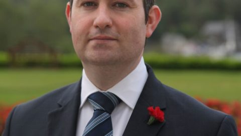 Peter Fergus (2004) appointed Hotel Manager at The Lodge at Ashford Castle