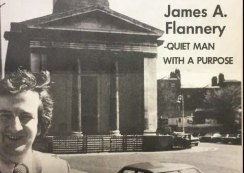Jim Flannery (1961) – from the archives