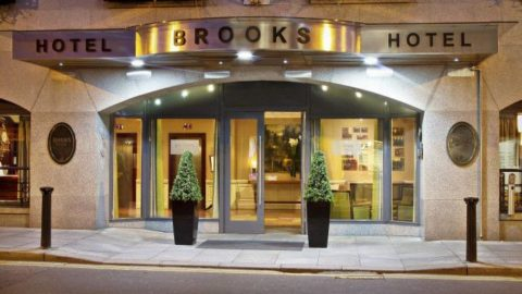 Duty Manager – Brooks Hotel, Dublin
