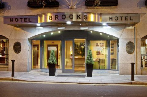Duty Manager – Brooks Hotel, Dublin