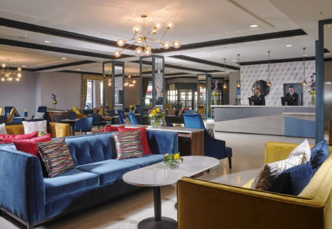 Corporate Sales Manager – Camden Court Hotel, Dublin