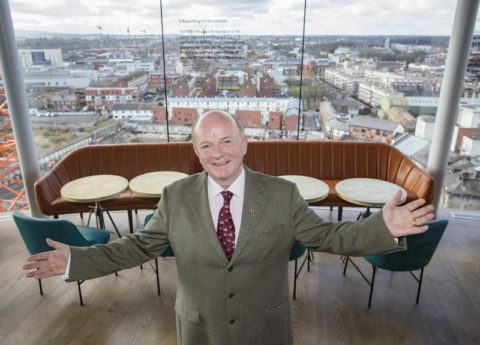 Paul Carty (1980) – retires from the Guinness Storehouse