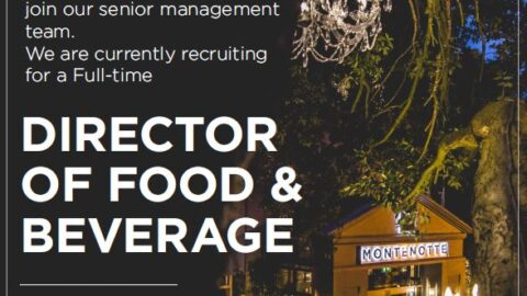 Director of F&B – The Montenotte Hotel, Cork